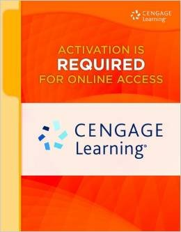 CengageNOW 1-Semester Printed Access Card for Murphy/Higgins' Concepts in Federal ...