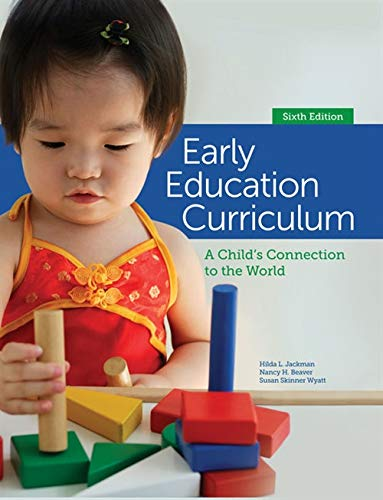 9781285443256: Early Education Curriculum: A Child's Connection to the World