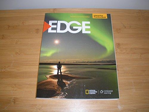 9781285443478: Hampton-Brown EDGE Interactive Practice Book Level A Teacher's Annotated Edition