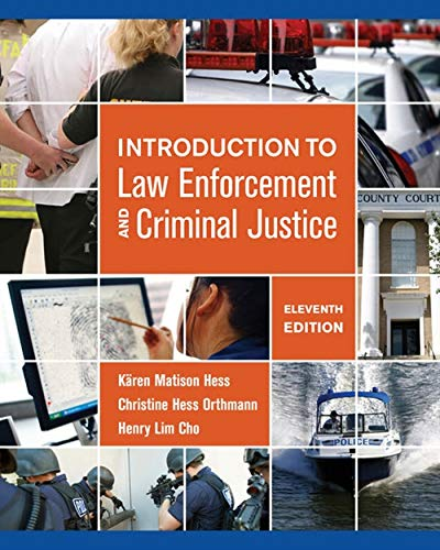 9781285444321: Introduction to Law Enforcement and Criminal Justice