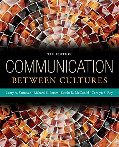 9781285444628: Communication Between Cultures