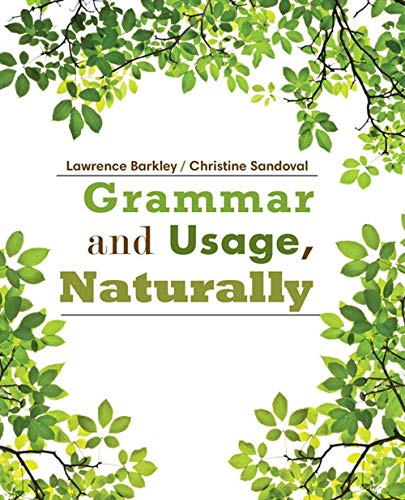 Grammar and Usage, Naturally: Larry Barkley, Larry