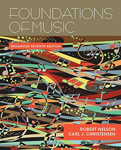9781285446165: Foundations of Music, Enhanced (with Premium Website Printed Access Code)