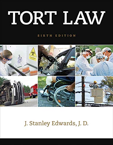 notes on tort law