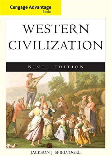 9781285448411: Cengage Advantage Books: Western Civilization