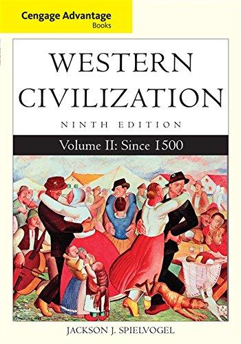 9781285448510: Cengage Advantage Books: Western Civilization, Volume II: Since 1500