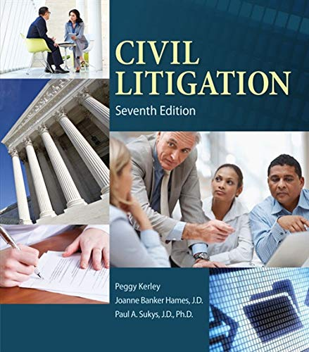 Civil Litigation: Peggy Kerley, Joanne