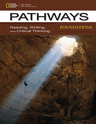 9781285450575: Pathways Foundations: Reading, Writing, and Critical Thinking