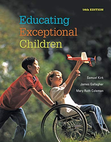 9781285451343: Educating Exceptional Children