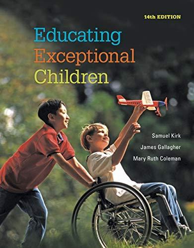 9781285451343: Educating Exceptional Children