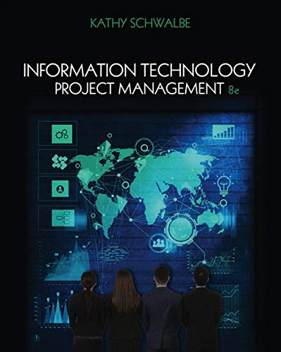 9781285452340: Information Technology Project Management