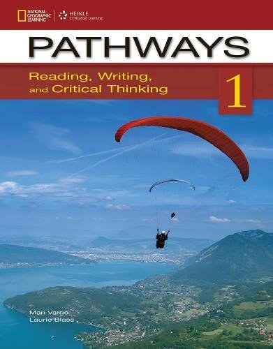 9781285452470: Pathways Reading & Writing 1B: Student Book & Online Workbook Split Edition