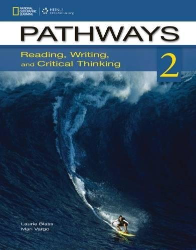 9781285452531: Pathways Reading & Writing 2B: Student Book & Online Workbook Split Edition