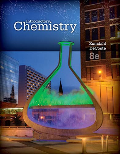9781285453132: Introductory Chemistry