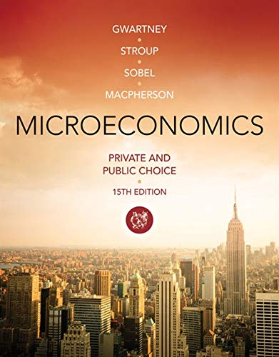 9781285453569: Microeconomics: Private and Public Choice (MindTap for Economics)