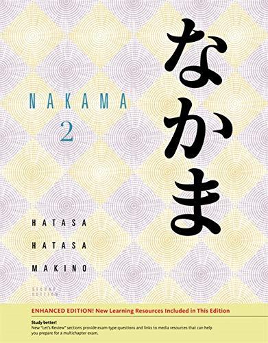 9781285453743: Nakama 2, Enhanced (World Languages)