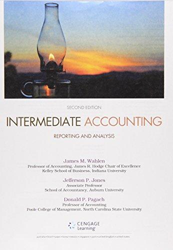 intermediate accounting gaap discussion essay