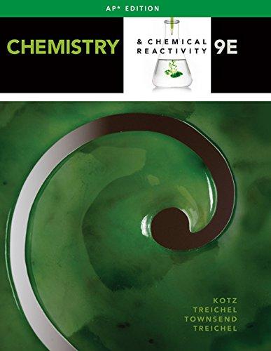 9781285453965: Chemistry & Chemical Reactivity (AP® Edition), 9e