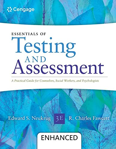 9781285454245: Essentials of Testing and Assessment: A Practical Guide for Counselors, Social Workers, and Psychologists