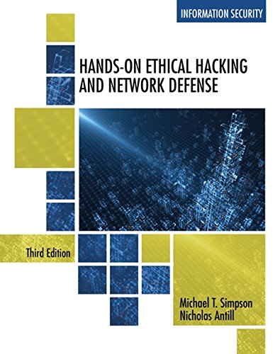 Hands-On Ethical Hacking And Network Defense: Simpson, Michael T./