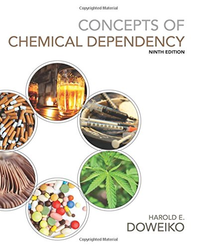 9781285455136: Concepts of Chemical Dependency (Book Only)