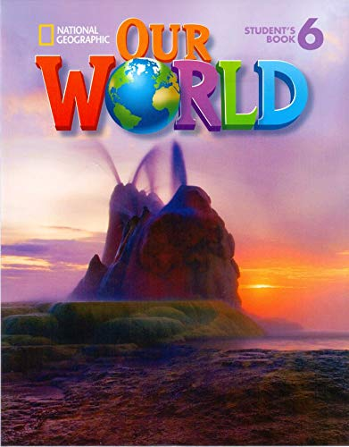 9781285455488: Our World 6 with Student's CD-ROM: British English (Our World British English)
