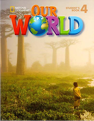 Our World 4 with Student's CD-ROM: Kate Cory-Wright