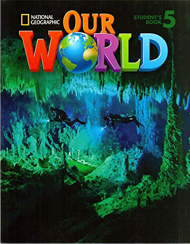 9781285455556: Our World 5 with Student's CD-ROM: British English (Our World British English)