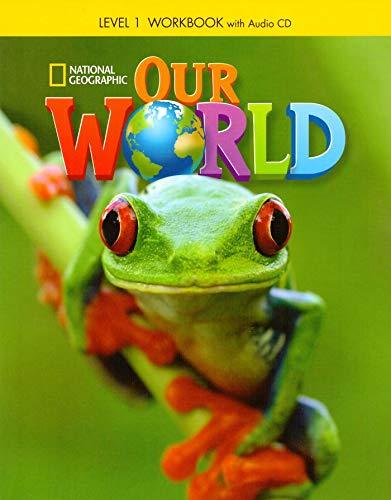 9781285455563: Our World: Workbook 1