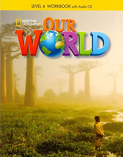 9781285455822: OUR WORLD BRE 4 EJERCICIOS+AUDIO CD