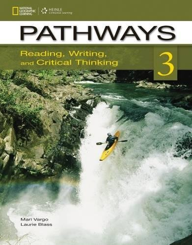 9781285457086: Pathways Reading & Writing 3B: Student Book & Online Workbook Split Edition