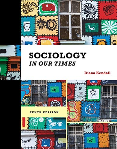9781285460239: Sociology in Our Times