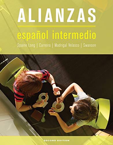 9781285461533: Alianzas (World Languages)