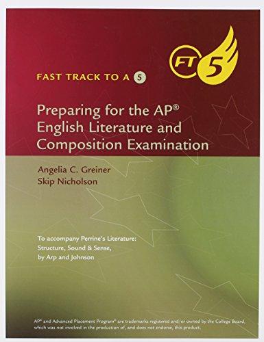 Fast Track to a 5: Preparing for: Nicholson, Skip, Greiner,