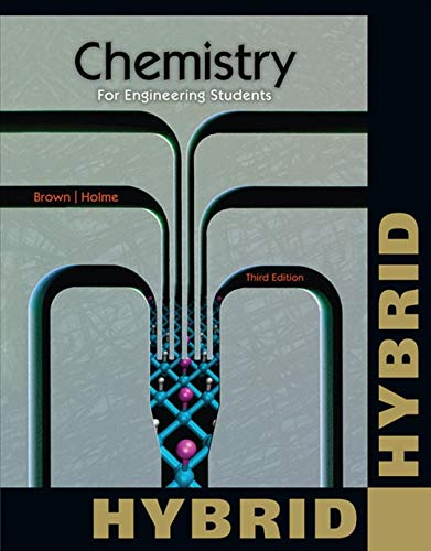 9781285462523: Chemistry for Engineering Students, Hybrid Edition (with OWLv2 24-Months Printed Access Card)