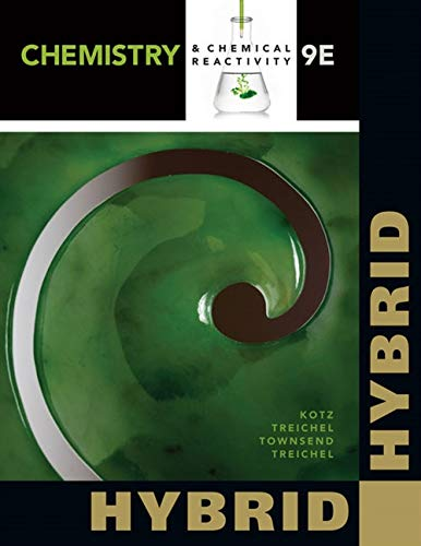 9781285462530: Chemistry & Chemical Reactivity, Hybrid Edition (with OWLv2 24-Months Printed Access Card)