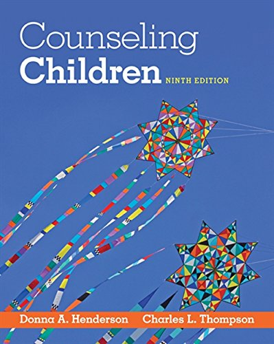9781285464541: Counseling Children