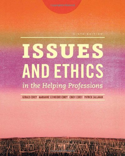 9781285464671: Issues and Ethics in the Helping Professions (Book Only)