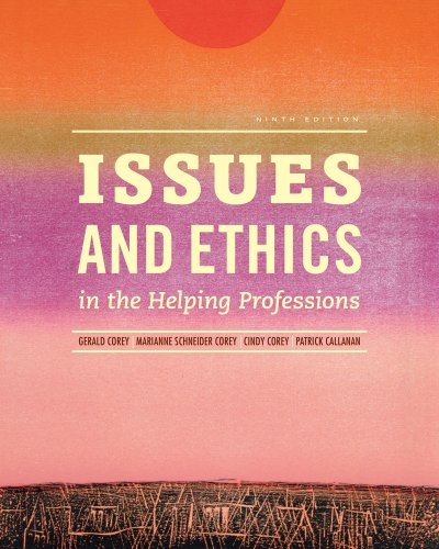 9781285464749: Issues and Ethics in the Helping Professions (with CourseMate Printed Access Card)