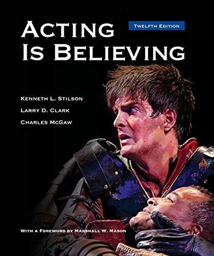 9781285465050: Acting is Believing