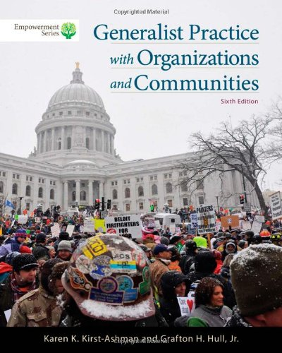 9781285465371: Generalist Practice with Organizations and Communities (Empowerment)