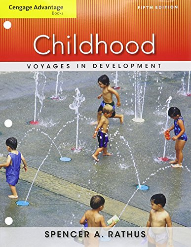 9781285471815: Bundle: Cengage Advantage Books: Childhood: Voyages in Development, 5th + CourseMate, 1 term (6 months) Printed Access Card