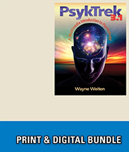 9781285482187: Bundle: Introduction to Psychology, 10th + PsykTrek 3.0 Online, 2 terms (12 months) Printed Access Card