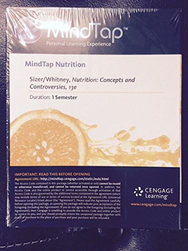9781285514567: NUTRITION-MINDTAP NUTRITION ACCESS
