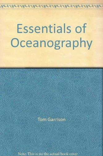 9781285547350: Essentials of Oceanography