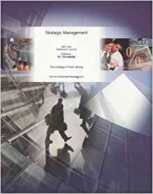 9781285547657: Strategic Management - MGT 499 - Case Pack - Spring 2013 - The College of New Jersey - Dr. Ghitulescu, Dr. Vincelette