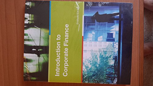 9781285549316: Introduction to Corporate Finance