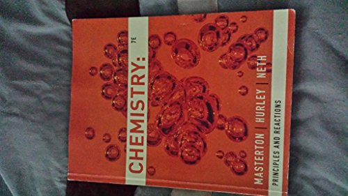 9781285549941: Chemistry: Principle and Reactions Textbook and Student Solution Manual