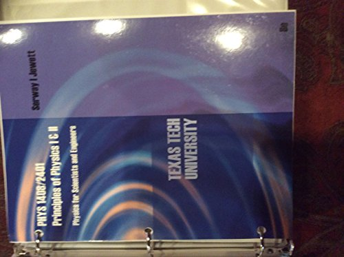 Physics for Scientists and Engineers: Raymond A. Serwat.