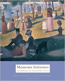 9781285555348: Moment Litteraires: Fre 202 Syracuse University